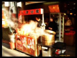 Japanese Fast Food by PixelShader