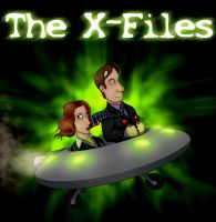 The X-Files by Feinobi