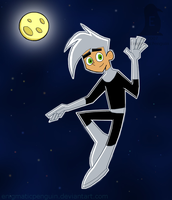 Nighttime Danny by EnigmaticPenguin
