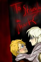 To Strangle a Heart: Story Cover (UPDATED) by SkywardEyes