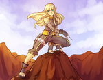 to the TOP by Raven-igma