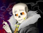 Swapfell Papyrus by MercyWitch