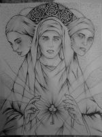 Hecate by 8thhouse