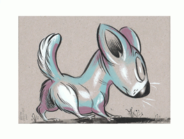 Puppy by Pocketowl
