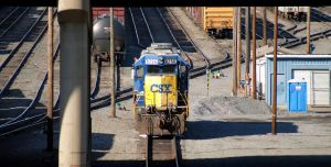 CSX Heads on by xshadow259