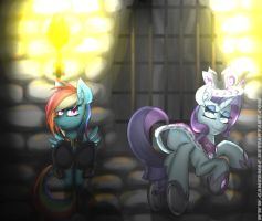 .:Dungeons and ponies:. by gamermac