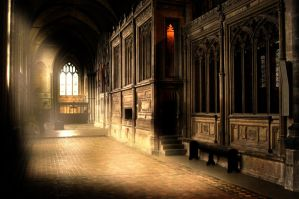 The Cathedral of Light by Drent