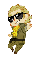 OH KAZ by voegel
