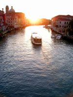 Morning in Venice by AzumaShinohara