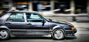 HDR Panning and Cinema Effect by trmustapha
