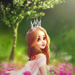 The Crown by Zow3y