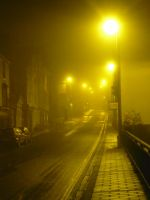 Exeter at Night: 14 by yaschaeffer