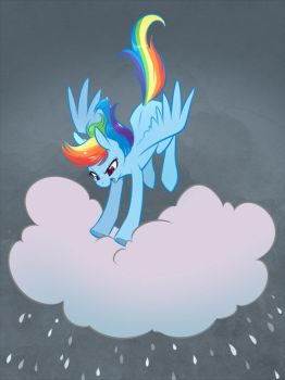 Rain Clouds by DuskyAmore