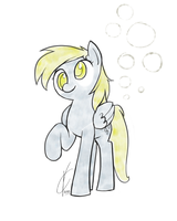 Derpy. by Dreatos