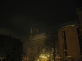 St. Mary's Church by divette