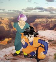 DBZCosplay: Cool and Candy by TechnoRanma