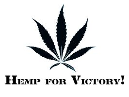 Hemp For Victory by OrigamiSuicida
