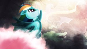 Rainbow Fly by Karl97