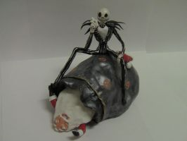 The Nightmare Before Christmas Polymer Clay by TheKrystleGallery