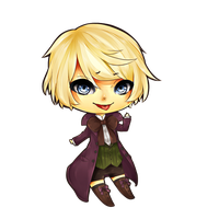 [FanArt] Alois Trancy by VividFlow