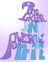 The Great and Powerful Trixie by sallycars
