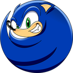 Sonic Circle Logo by MarkProductions