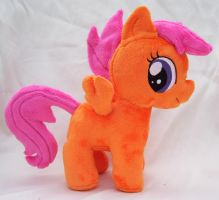 Scootaloo Plushie by PlushieScraleos