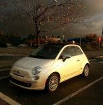 My little Fiat by ScraftyLark