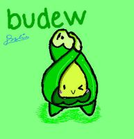 Budew by iFailAtEverything