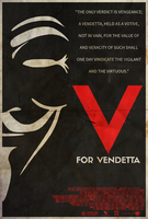 They Should Be Afraid - V for Vendetta Poster by disgorgeapocalypse