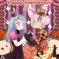 Happy Halloween! by Devilsflair
