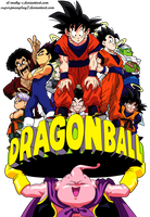 Dragon Ball by el-maky-z