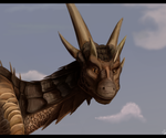 Draco Speedpainting by Fourth-Star
