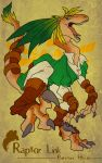 Raptor Link by AstroZerk