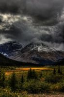 Stormy Mountain by docskalski