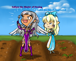 Safiyer and Gallth by Giggles-the-Panda