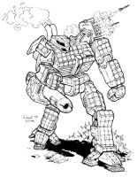 Battletech Mecha part 3 by Mecha-Zone