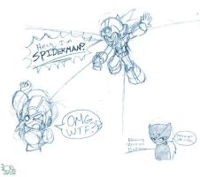 Could X Be Superman? by Trinity630