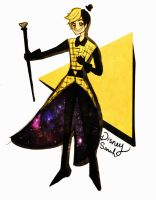 Our Triangle Lord by Disney-Sarah