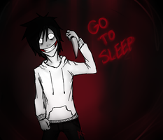 Jeff the Killer by AlexanderKowalski