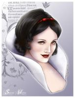 Snow White by mary-dab