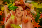 I can feel the autumn coming by Lhianne
