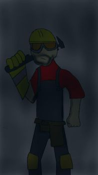 Engineer, my first deviation. by trexman24