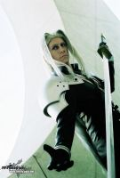 Sephiroth by Lillyxandra
