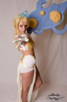 Janna - League Of Legends by Rochisimo