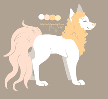 Lineless [ Offer to Adopt ] CLOSED by RubyPetal