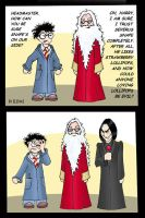 HP comic: Why trust Snape? by snapefanclub