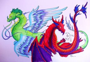 Flying by DragonThemes
