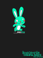Crazy Bunny by luquituxxx