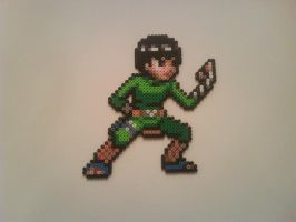 Rock Lee by Crausse